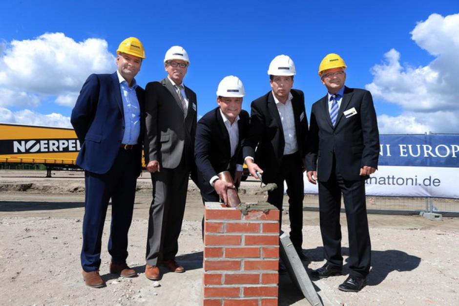 Panattoni Europe buduje dla niemieckiej firmy logistycznej