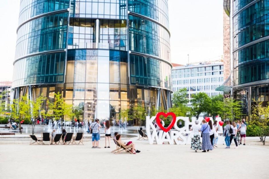 Atrakcje dla najmłodszych u stóp Warsaw Spire