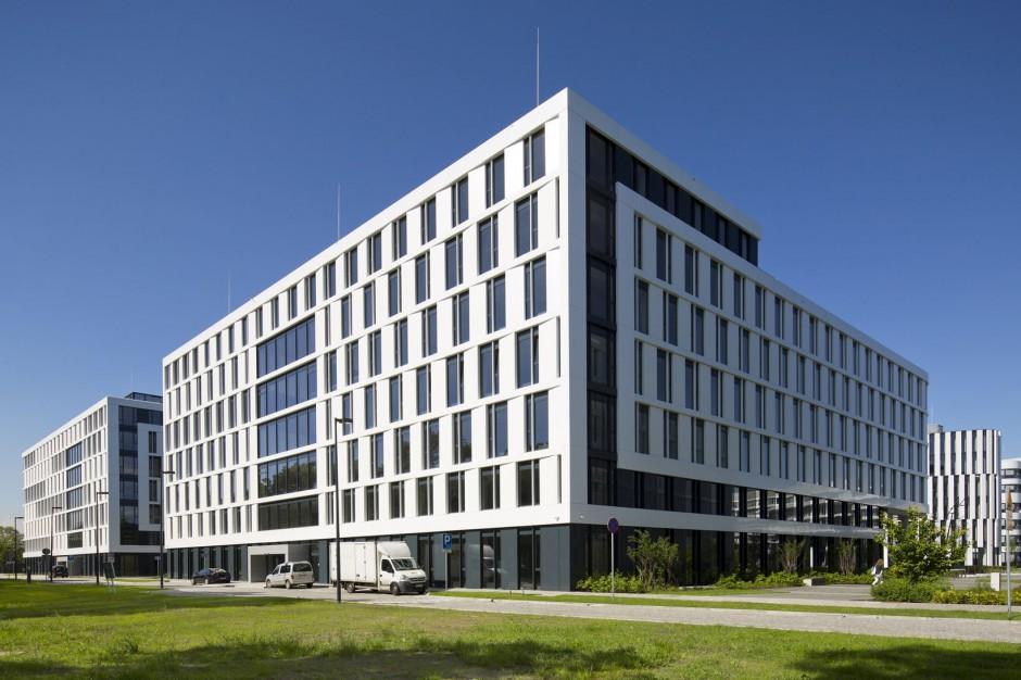 Drugi etap Business Garden Warszawa otwarty dla firm