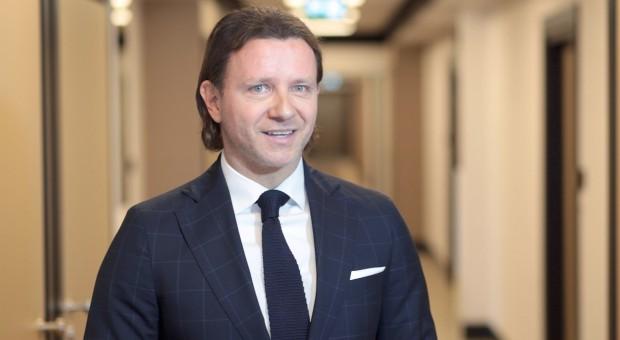 Radosław Majdan dyrektorem Apartamentów Varsovia Jerozolimskie. Co zaoferuje nowy aparthotel?