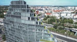 Bałtyk Tower w pełnej krasie. Tak prezentuje się poznański biurowiec