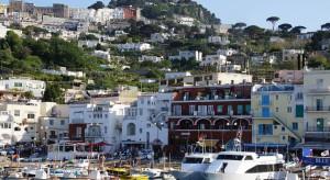 Wyspa Capri pęka w szwach