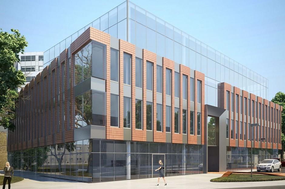 Rusza budowa biurowca GC Skwer w Toruniu