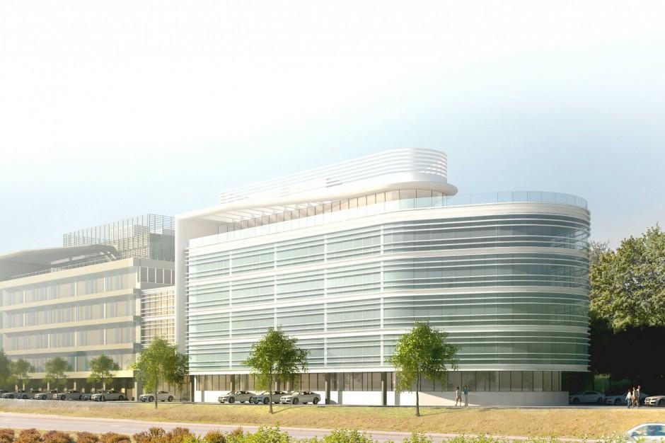 Sportowa Centrum na wyłączność. Komercjalizacja kompleksu biurowego w rękach jednej firmy