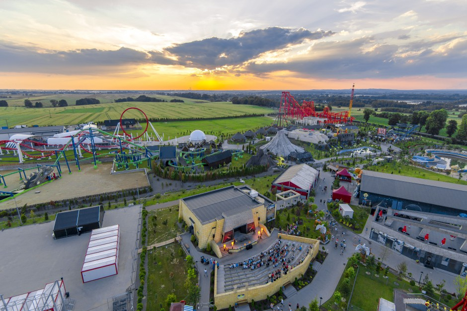 Energylandia, Holiday Park & Resort i Hotel Gołębiewski największymi beneficjentami bonów turystycznych