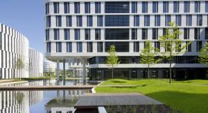 Business Garden Warszawa w platynie