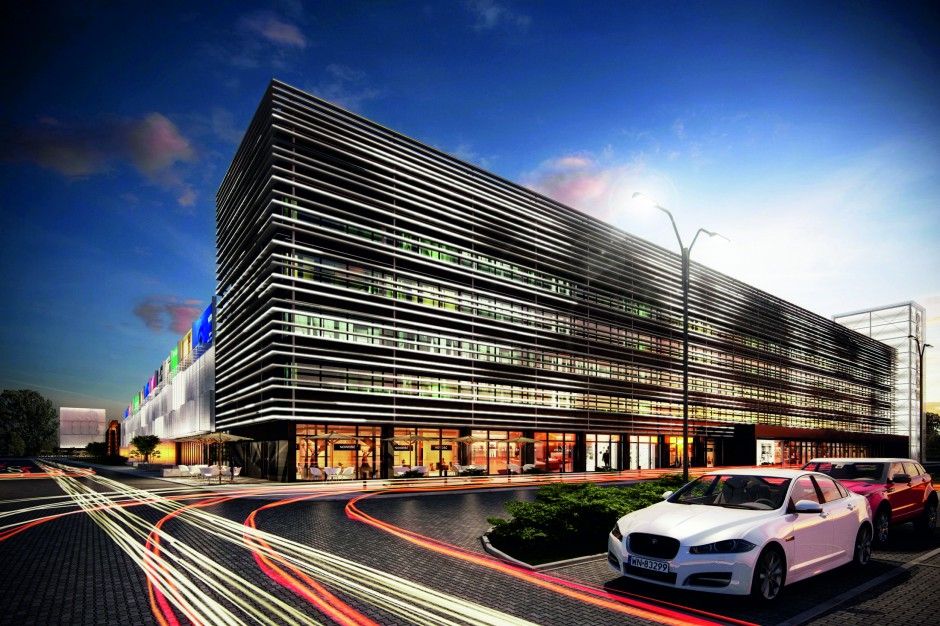 Kiedyś nieruchomość należąca do FSO, wkrótce największe centrum targowo-konferencyjne w stolicy