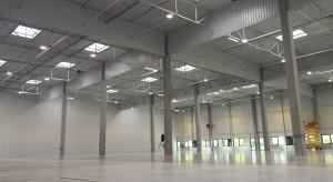 Waimea Logistic Park Bydgoszcz przed otwarciem