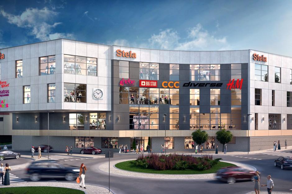 Galeria handlowa w Cieszynie już w budowie