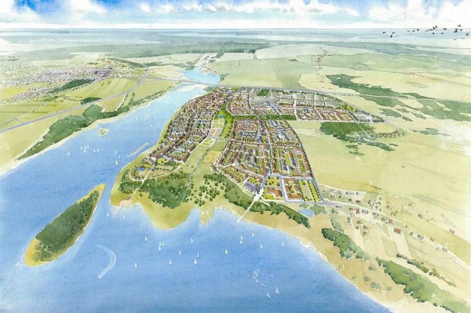 Siewierz Jeziorna w drodze do inwestycji komercyjnych