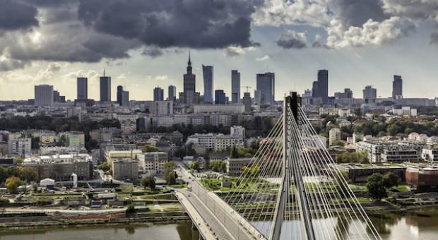 Inwestycje odmieniają wizerunek Warszawy