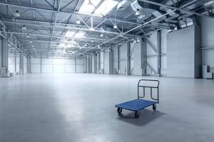 Nowe hale w centrum logistycznym w Cholerzynie
