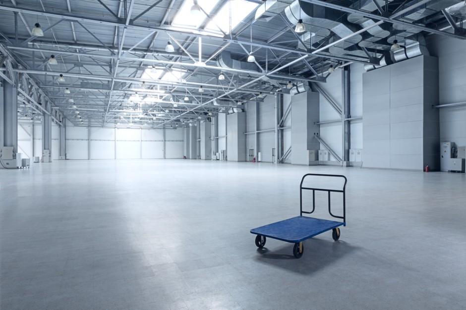 """Strefa wybuduje hale magazynowe na potrzeby inwestorów. Oto projekt """"Cube"""""""