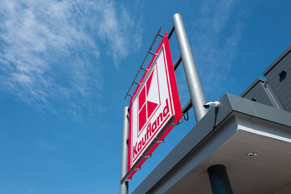 Kaufland zmodernizuje obiekt handlowy w Olecku