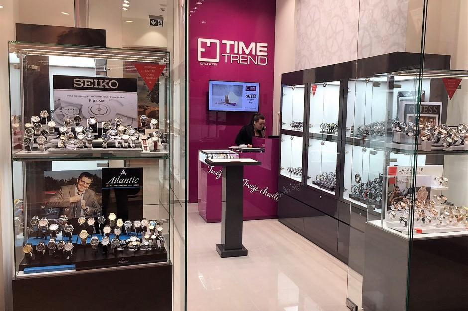 Time Trend debiutuje w Galerii Raj