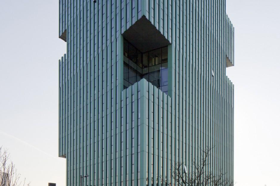 UBM sprzedaje biurowiec w Krakowie