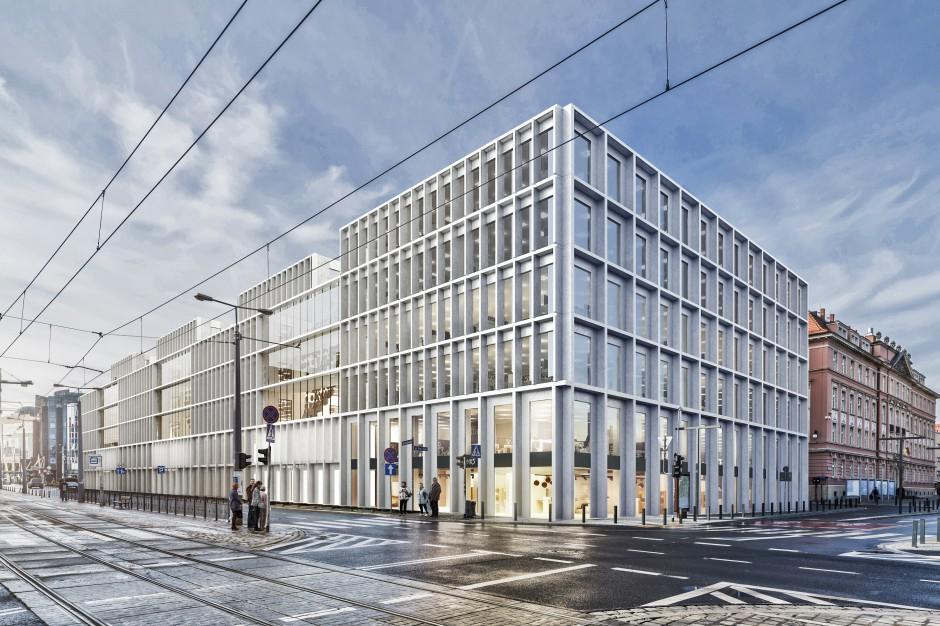 Oto kolejny projekt Skanska. Tym razem we Wrocławiu