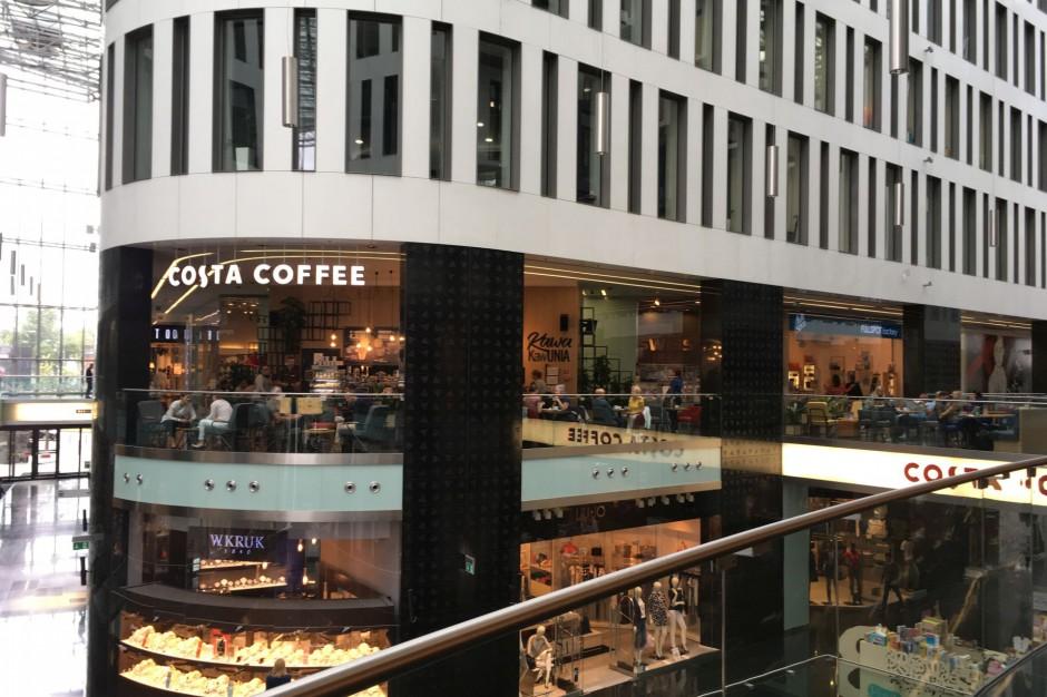 Przestronna i zielona - taka będzie nowa Costa Coffee w Warszawie