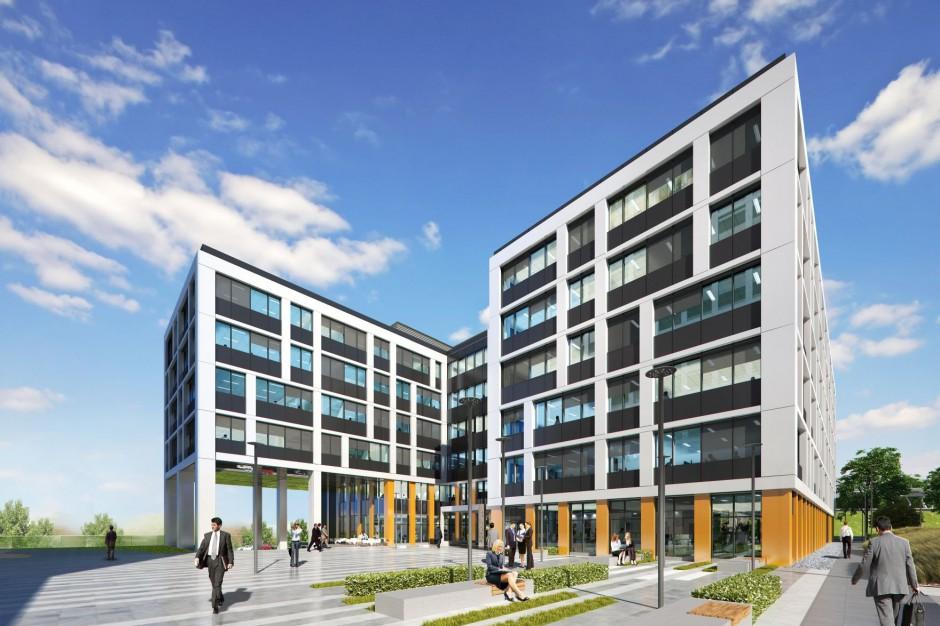 Wrocławski Business Garden wchodzi w kolejny etap budowy