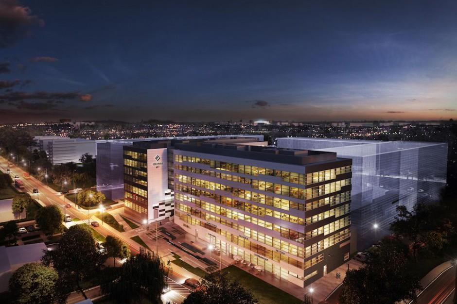 Centra biznesowe rosną we Wrocławiu