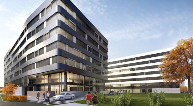 Pierwszy projekt biurowy IMS Budownictwo w rękach nowego zarządcy