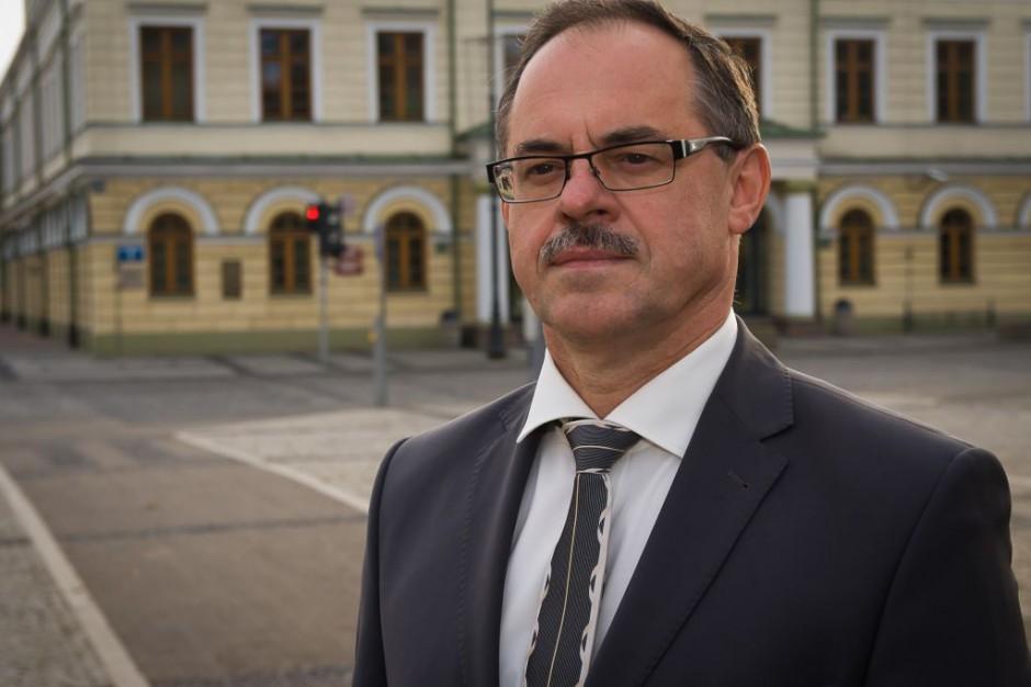 Prezydent Suwałk Czesław Renkiewicz o potencjale inwestycyjnym miasta