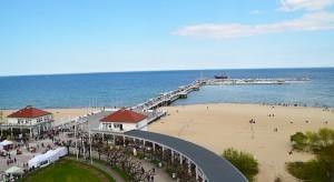 Sinice w Bałtyku. Plaże w Sopocie ponownie otwarte
