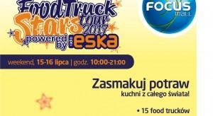 Street food zagości w Focus Mall Zielona Góra