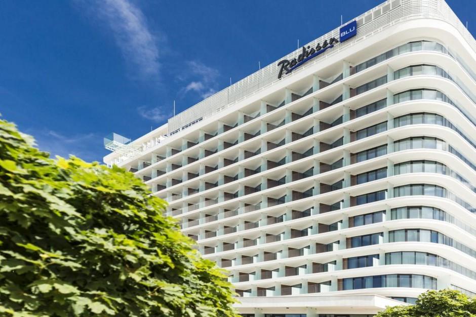 Ekskluzywny hotel w Świnoujściu wystartował