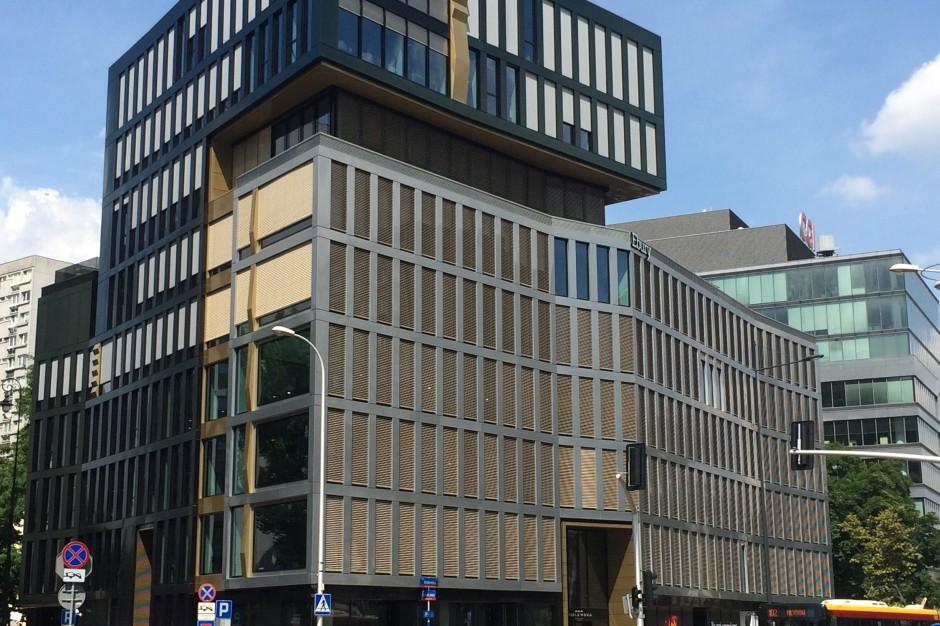 Generali Real Estate na biurowych zakupach w Warszawie