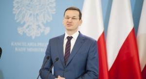 Morawiecki: Polska gospodarka na tle Unii Europejskiej rozwija się najszybciej