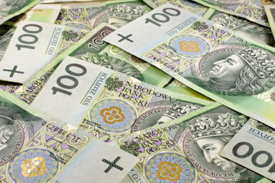 Pensje na fali wzrostowej