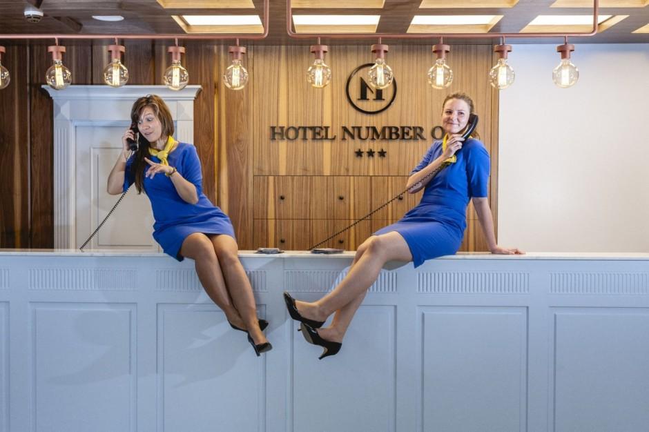 Tak hotel Number One walczy o klienta