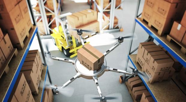 Gigant e-handlu stawia na zautomatyzowane magazyny