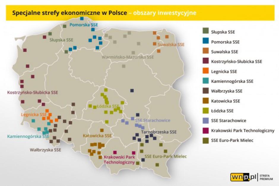 Cała Polska jak jedna wielka SSE?