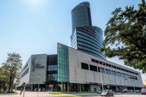 Firma outsourcingowa polubiła wrocławski Sky Tower