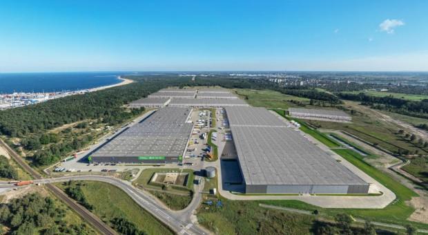Pomorskie Centrum Logistyczne z dużym najemcą