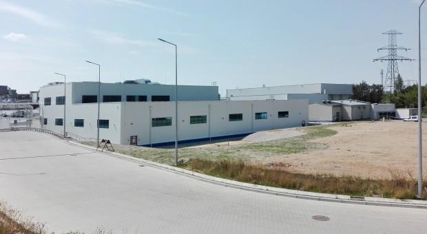 Rozbudowa fabryki Unilever dobiegła końca