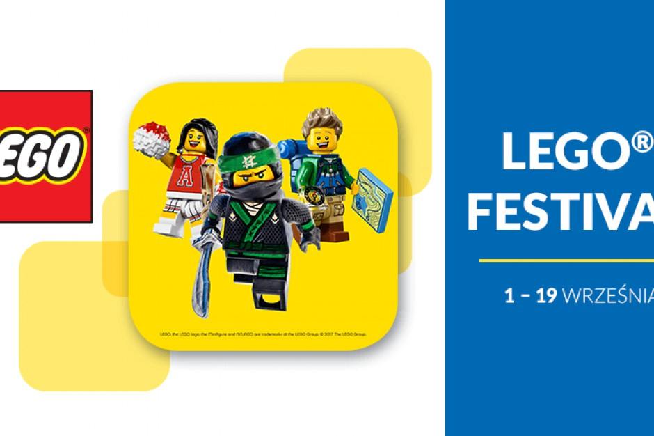 Lego Festival po raz pierwszy w Polsce