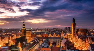 Silna konkurencja na wrocławskim rynku handlowym