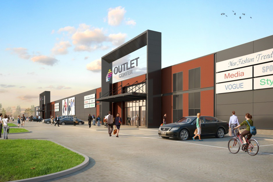 Outlet Center Bydgoszcz z mocną ofertą wyposażenia wnętrz