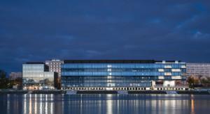 Centrum konferencyjne z widokiem na Wisłę. Nowy najemca The Tides ma plan