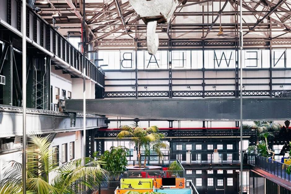 Industrialna katedra, czyli coworkingowy raj w stoczni