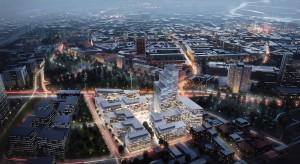 Skanska powraca do Poznania. Oto koncept, który zmieni centrum miasta