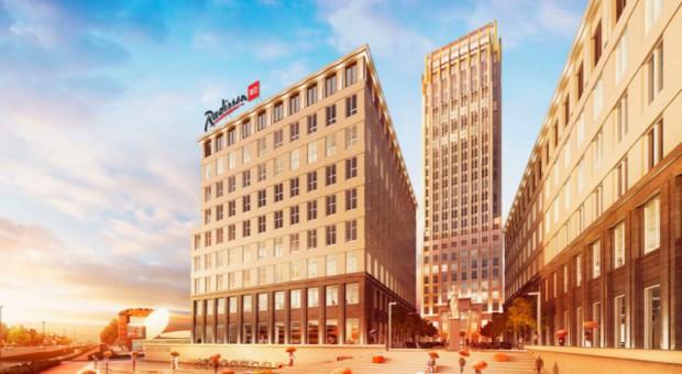 Rusza budowa wieżowca w miejscu Szkieletora