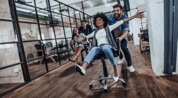 Coworking górą. Największe firmy świata przestawiają się na elastyczne miejsca pracy