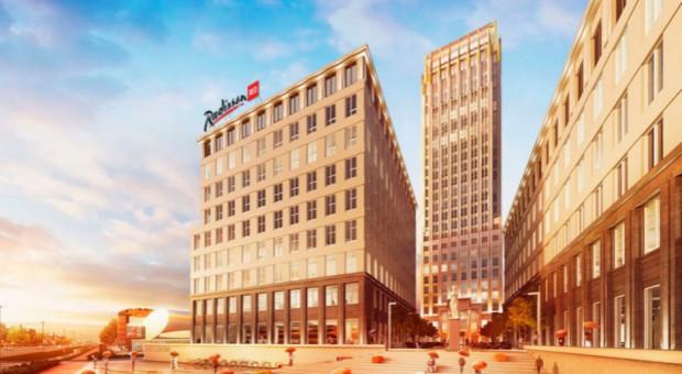 Strabag o Unity Tower: To projekt szczególny pod względem wyzwań