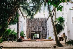 Butikowy hotel w domu narkotykowego bosa