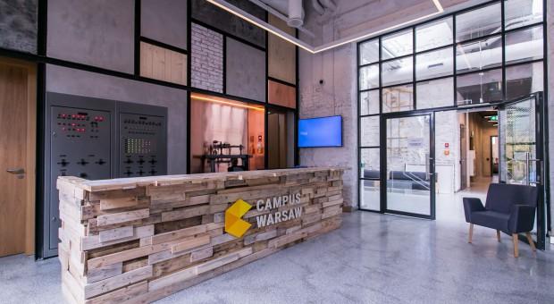 Campus Warsaw zmienił siedzibę