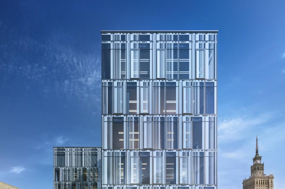 Nowy najemca bierze 4 piętra w Centrum Marszałkowska